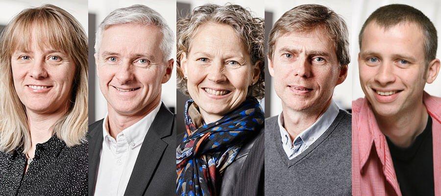5 nye aktionærer